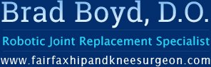 Brad Boyd, D.O. - Joint Replacement Specialist